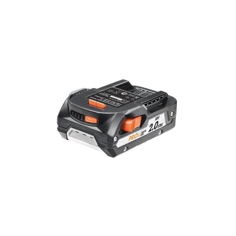 A.E.G Batterie 18V , 2.0Ah - AEG L1820R - 4932430169 - A.E.G
