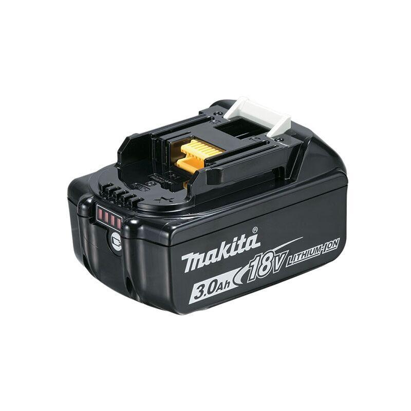 MAKITA Batterie Makita Makstar Li-Ion 18V / 3 Ah - Bl1830B ( Témoin De Charge