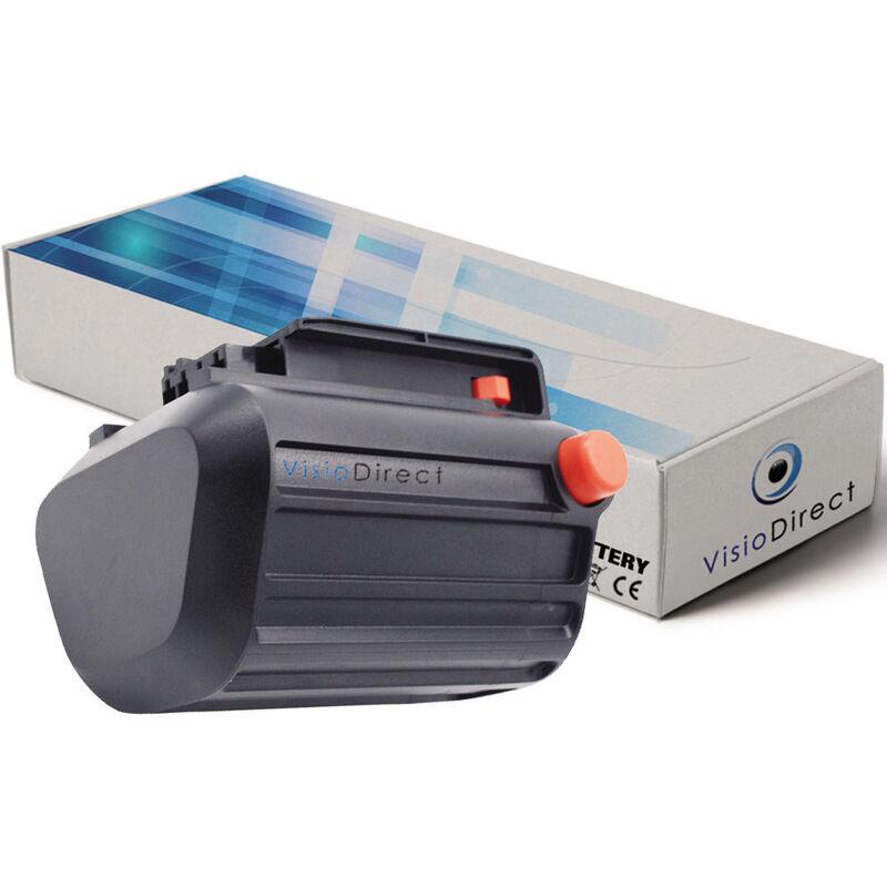VISIODIRECT Batterie pour Gardena EasyCut Li-18/23 coupe-bordures R 2500mAh 18V