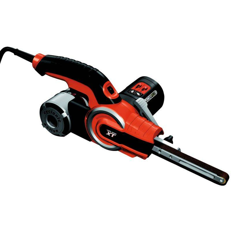 BLACK & DECKER Lime électronique KA 902 EK Black & Decker - 400 W