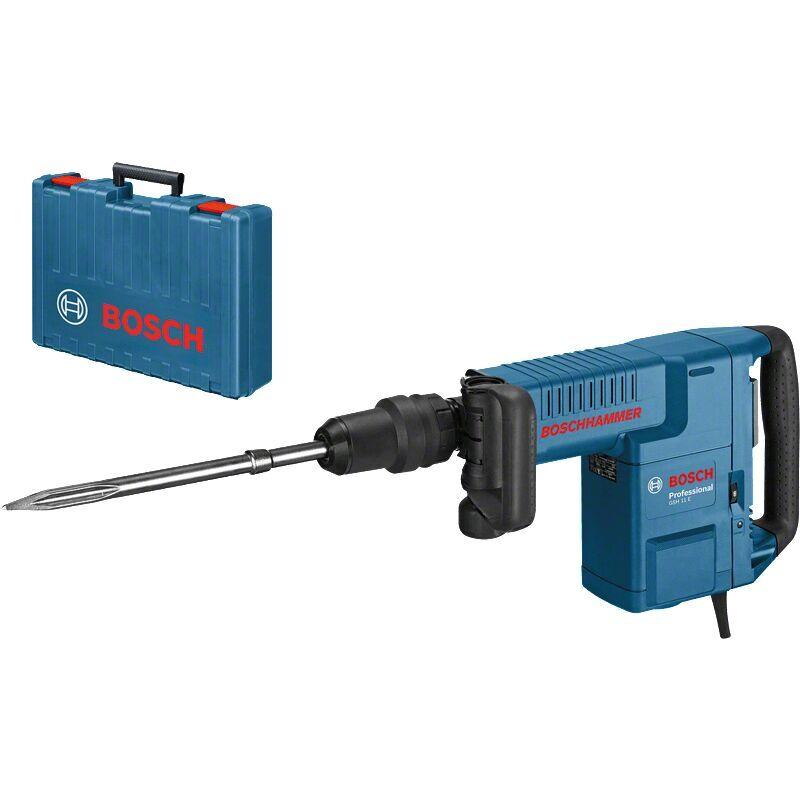 Bosch GSH 11 E Professional Marteau Piqueur 11 kg 16,8 joules SDS max
