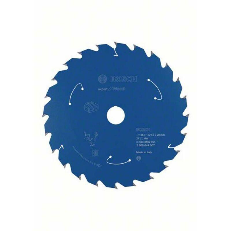BOSCH ACCESSORIES Lame de scie circulaire Bosch Accessories 2608644507 165 x 20 mm Nombre