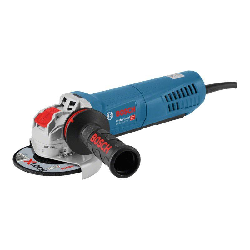 Bosch GWX 15-125 PS X-Lock Meuleuse d'angle - 1500W - 125mm - variable
