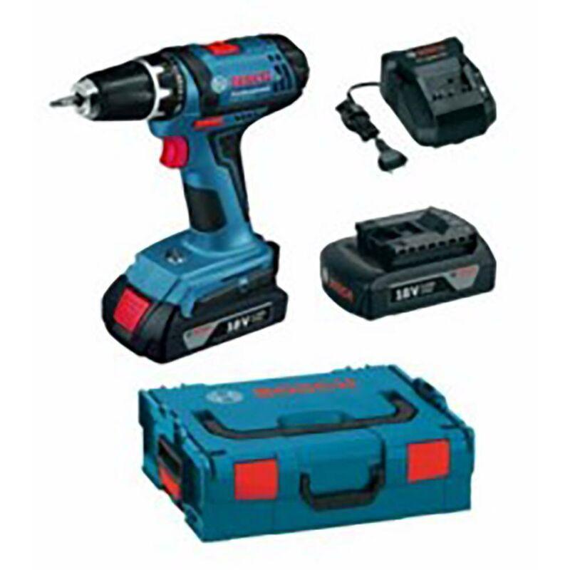 BOSCH Perceuse-visseuse 18V Li 2 Batteries 1,5Ah Gsr 18-2-Li Bosch
