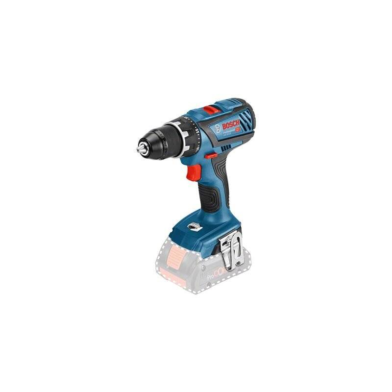 Bosch Professional Perceuse visseuse sans fil GSR 18V 28, 2 batteries