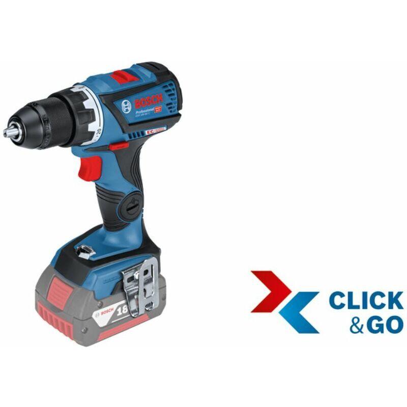 Bosch Perceuse-visseuse sans fil GSR 18V-60 C
