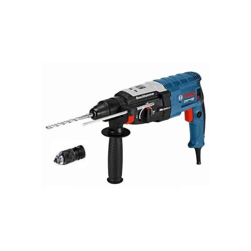 BOSCH Perforateur burineur 880W Sds plus GBH2-28F L-boxx - 0611267601