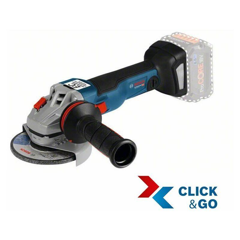 Bosch Professional Meuleuse angulaire sans fil GWS 18V-10 C (sans