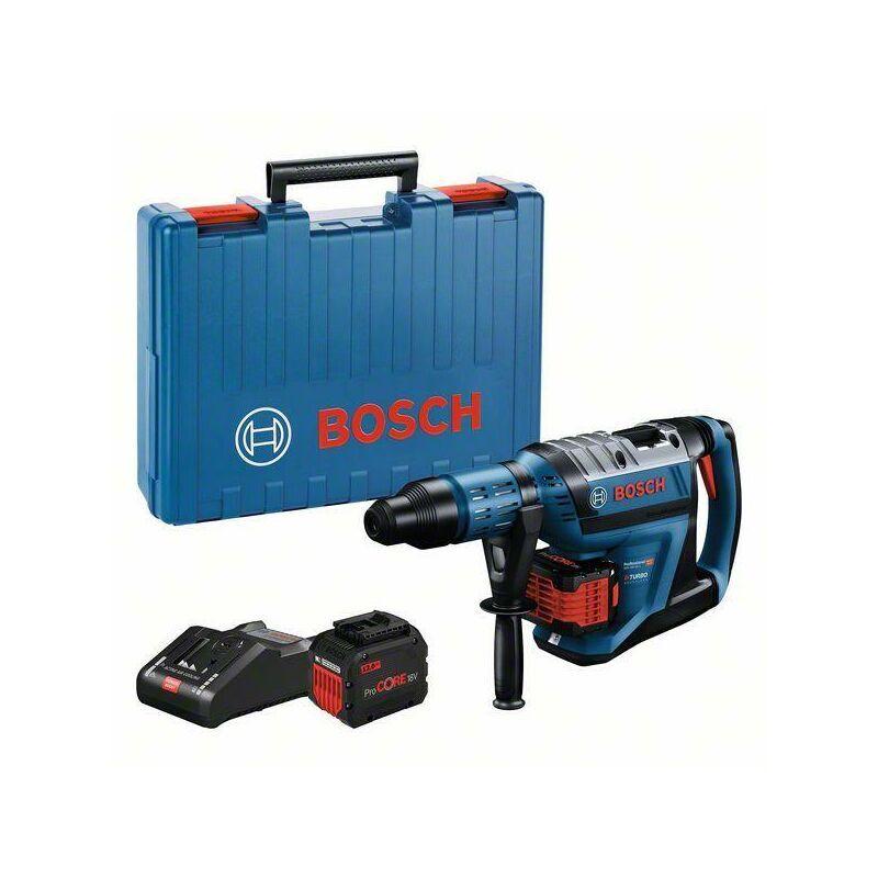 Bosch Professional Perforateur sans-fil BITURBO avec SDS max GBH 18V-45