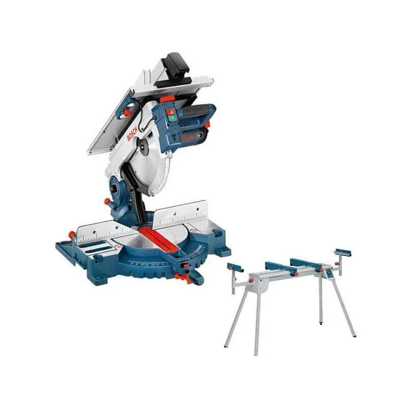 BOSCH Scie a onglets a table superieure GTM12JL + GTA2600