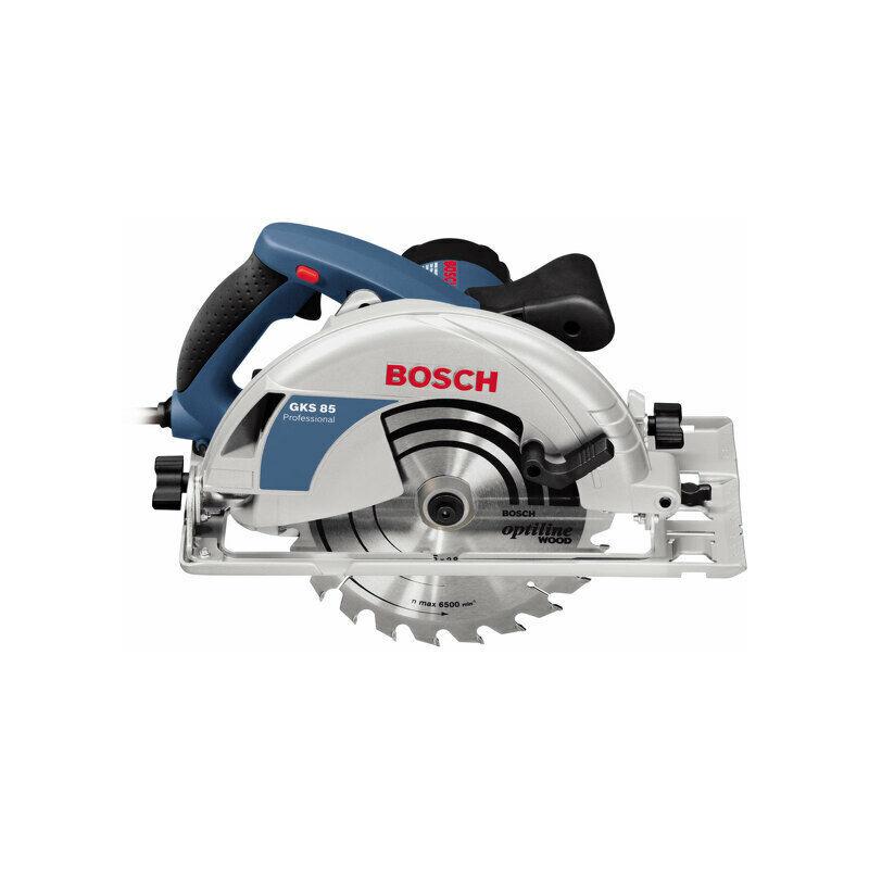 BOSCH Scie Circulaire Ø 235mm 2200 W GKS85G L-boxx 060157A901