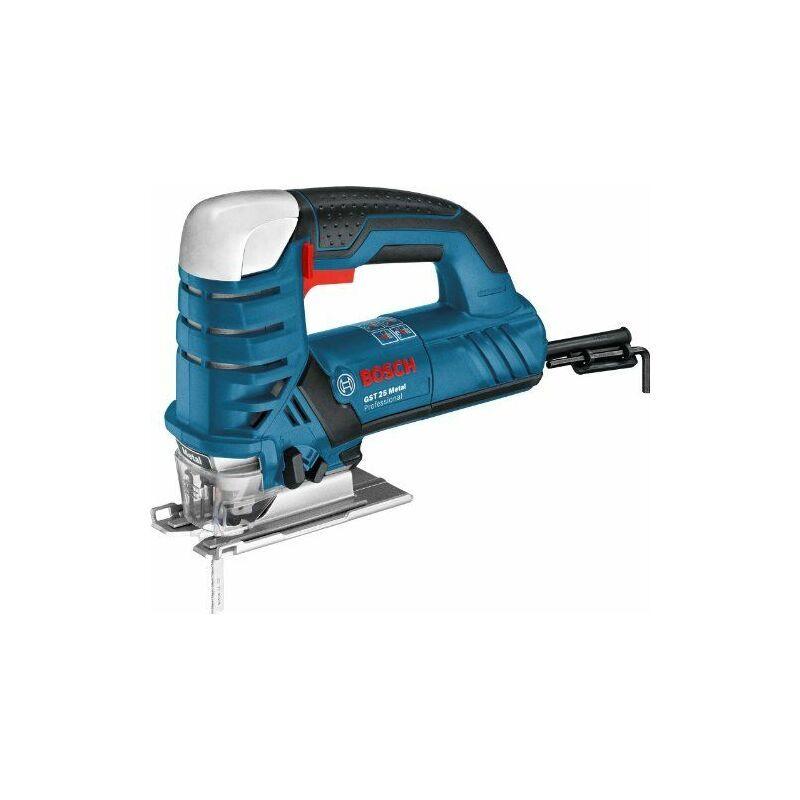 Bosch Professional Scie sauteuse GST 25 Metal Professional, 670 W