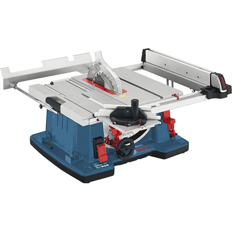 Bosch Professional Scie sur table GTS 10 XC, 2 100 W avec Support de