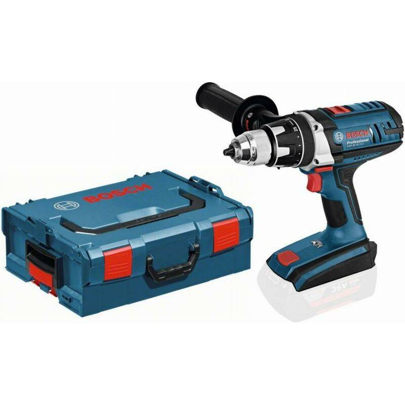 Bosch - Perceuse-visseuse sans fil GSR 36 VE-2-LI Solo Coffret L-BOXX