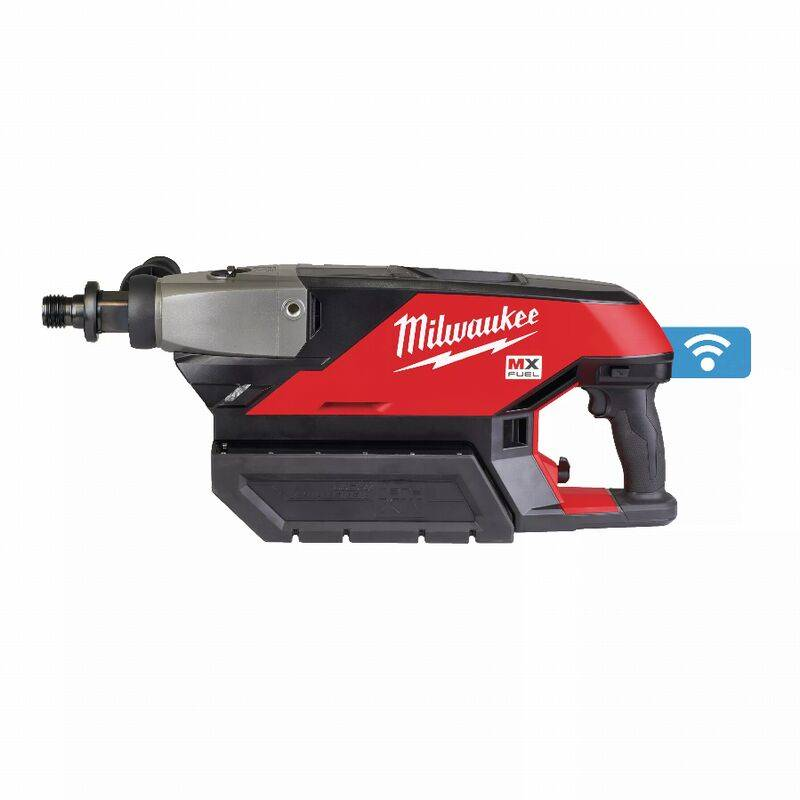 MILWAUKEE Carotteuse 150mm MX FUEL MILWAUKEE - batterie + chargeur + support