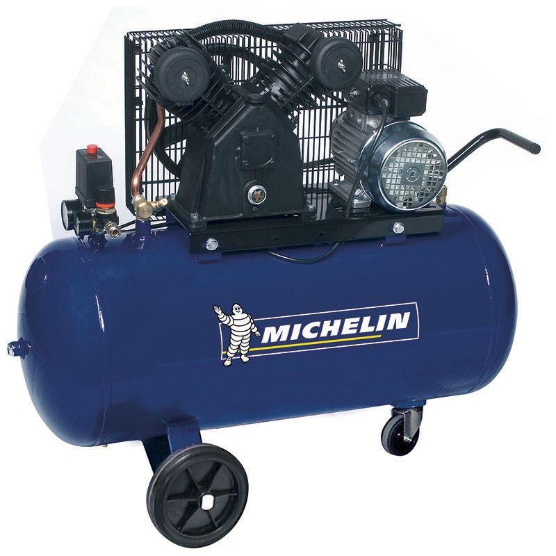 MICHELIN Compresseur Michelin 100 Litres 3 CV 10 bars