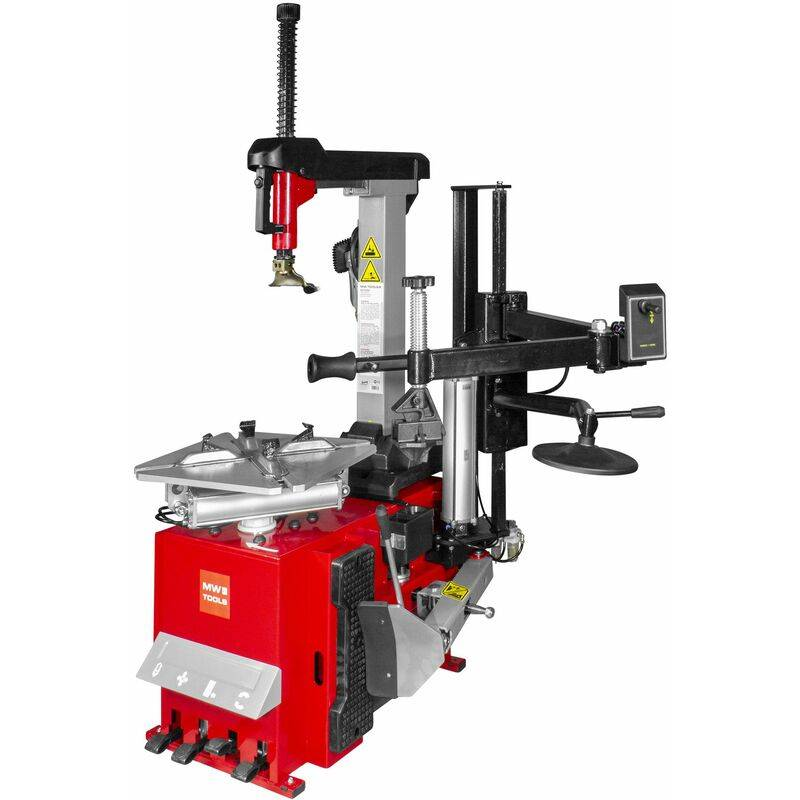 MW-TOOLS Démonte-pneus pro 220V MW-Tools BT300HM