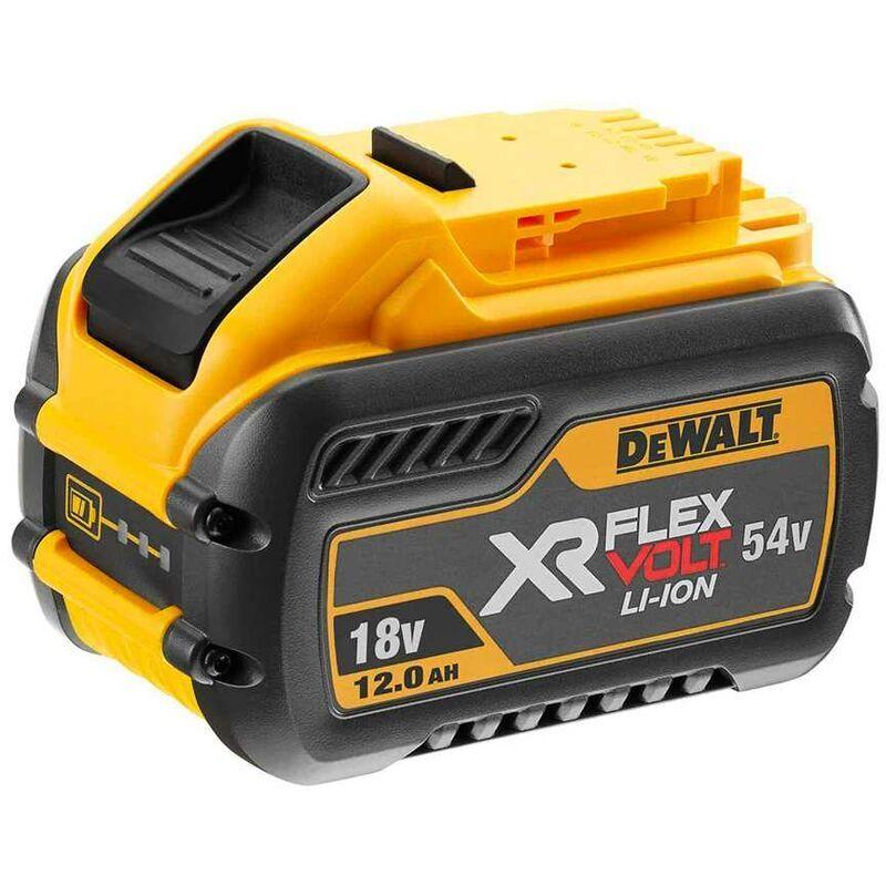 DEWALT Batterie DeWALT DCB548 XR FlexVolt 18V/54V 12,0 Ah