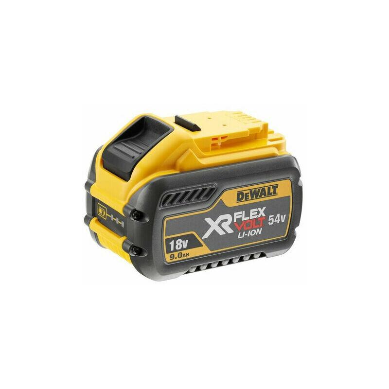 DeWalt DCB547 18V / 54V Batterie Flexvolt Li-ion XR - 9.0Ah