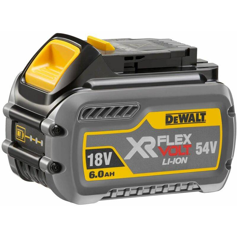 DeWalt DCB546 Batteries 18V/54V XR Flexvolt Li-Ion - 6,0Ah