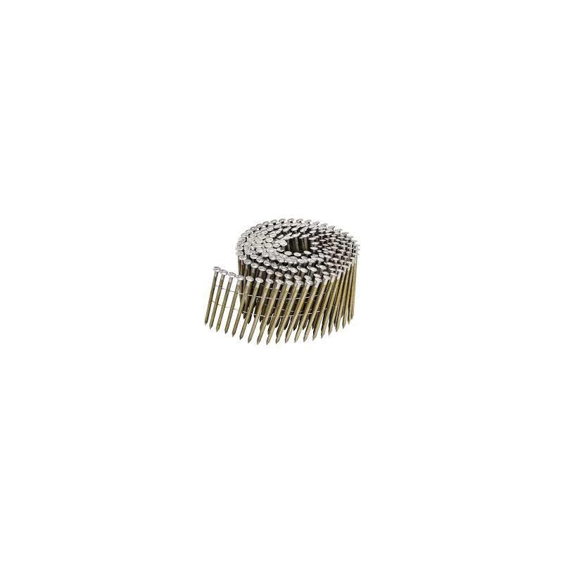 DeWALT Clous à rouleau DNF 70 mm, cranté, 2700 pièces, inoxydable
