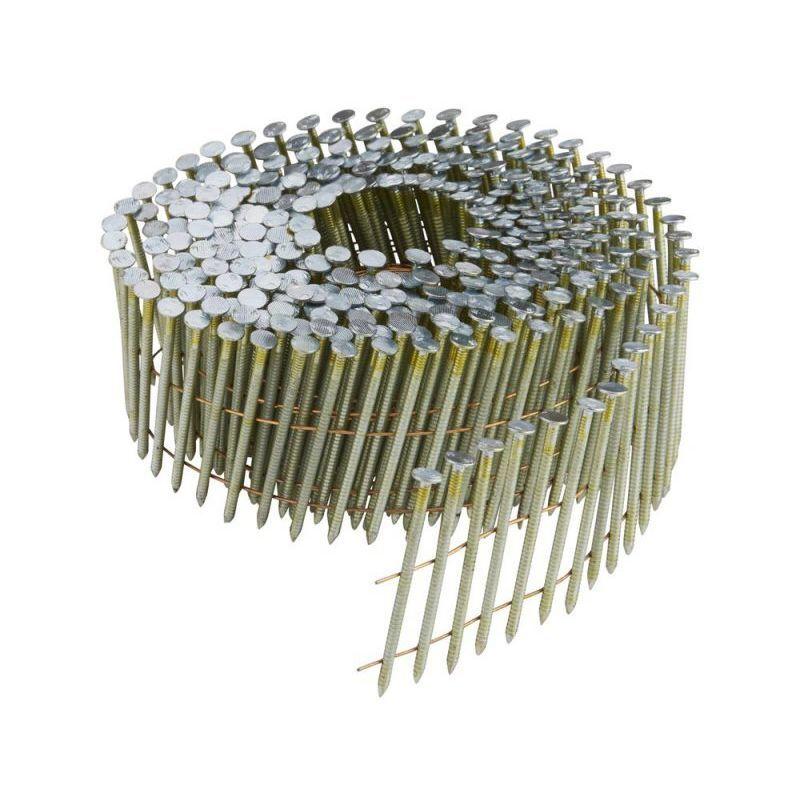 DeWALT Clous à rouleau DNN 38 mm, cranté, 24500 pièces, galvanisé