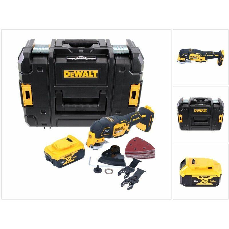 DeWalt DCS 355 18V XR Li-ion Outil oscillant multi-cutter sans fil + 29