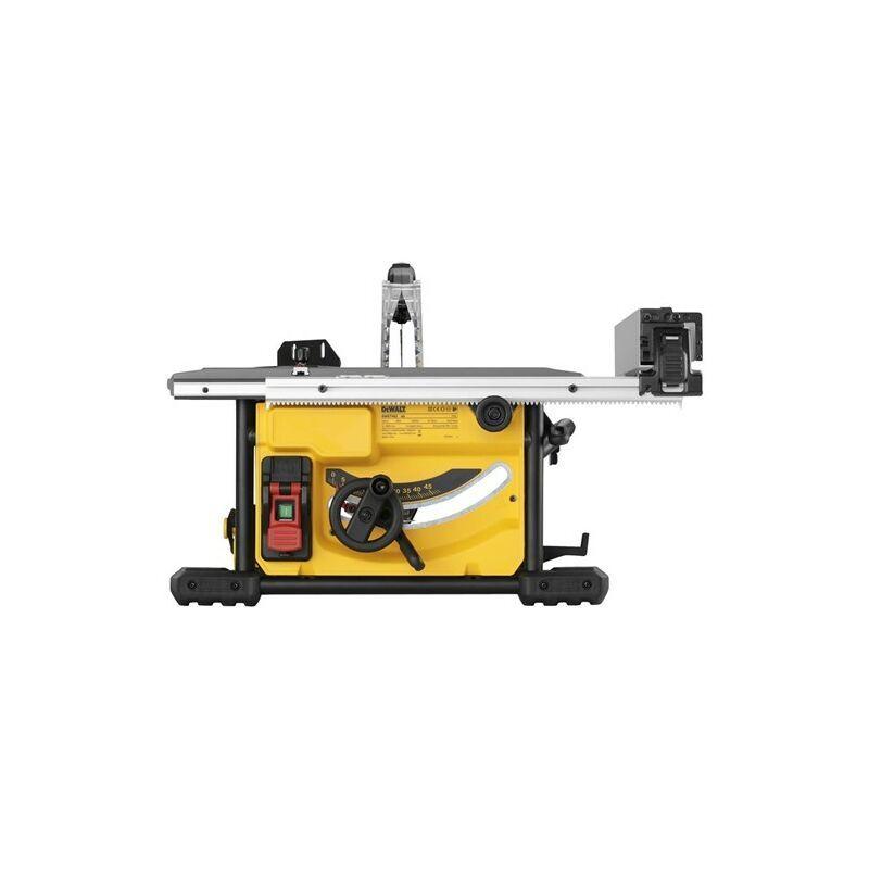 Dewalt DWE7485 - Scie sur table - 1850W - 210mm