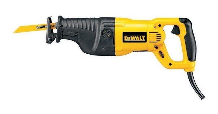 Dewalt - DW311K-QS. Scie sabre 1200W mouvement pendulaire 600.21