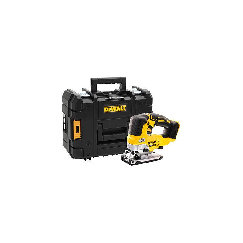DEWALT Scie sauteuse DEWALT 18V - Sans batterie, ni chargeur - En coffret
