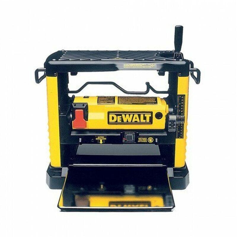 DeWalt DW733 Raboteuse - 1800W - 317mm