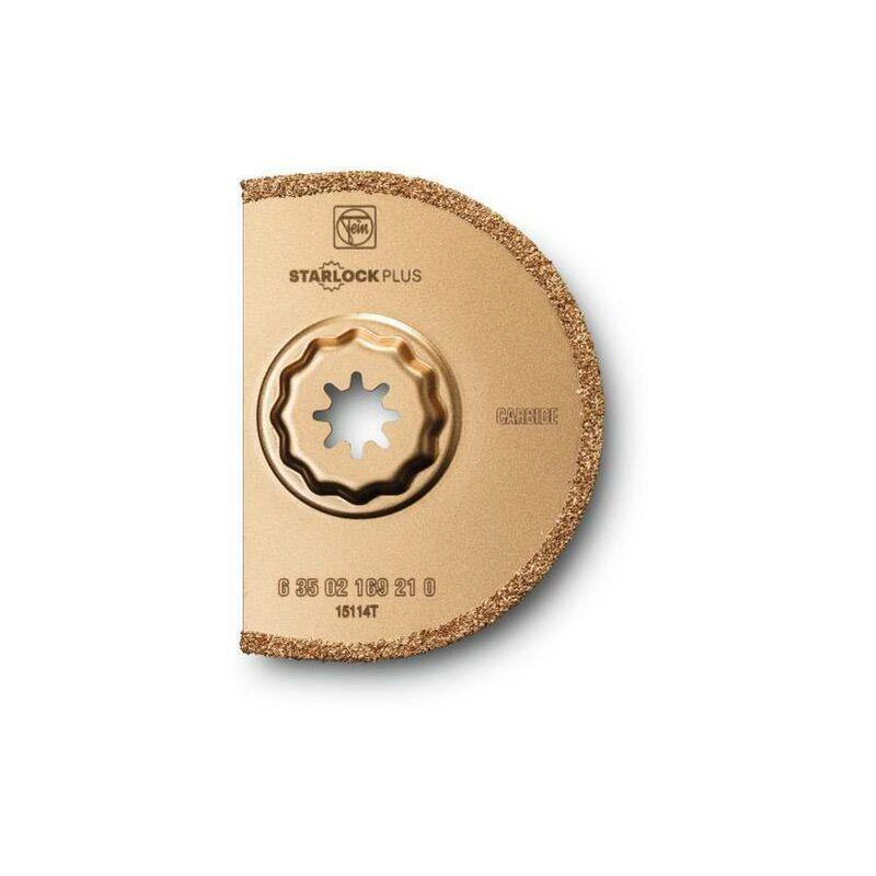 Fein Lame à concrétion carbure SLP Ø 90 x 2,2 mm, 5 Pce - 63502169230