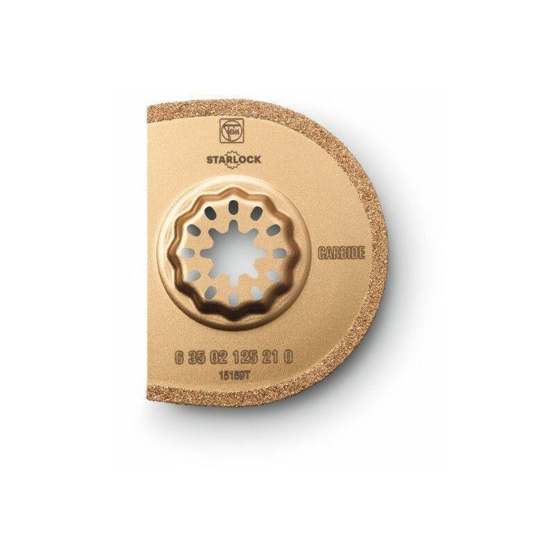 FEIN Lame à concrétion carbure SL Ø 75 x 1,2 mm, 5 Pce - 63502125230 - Fein