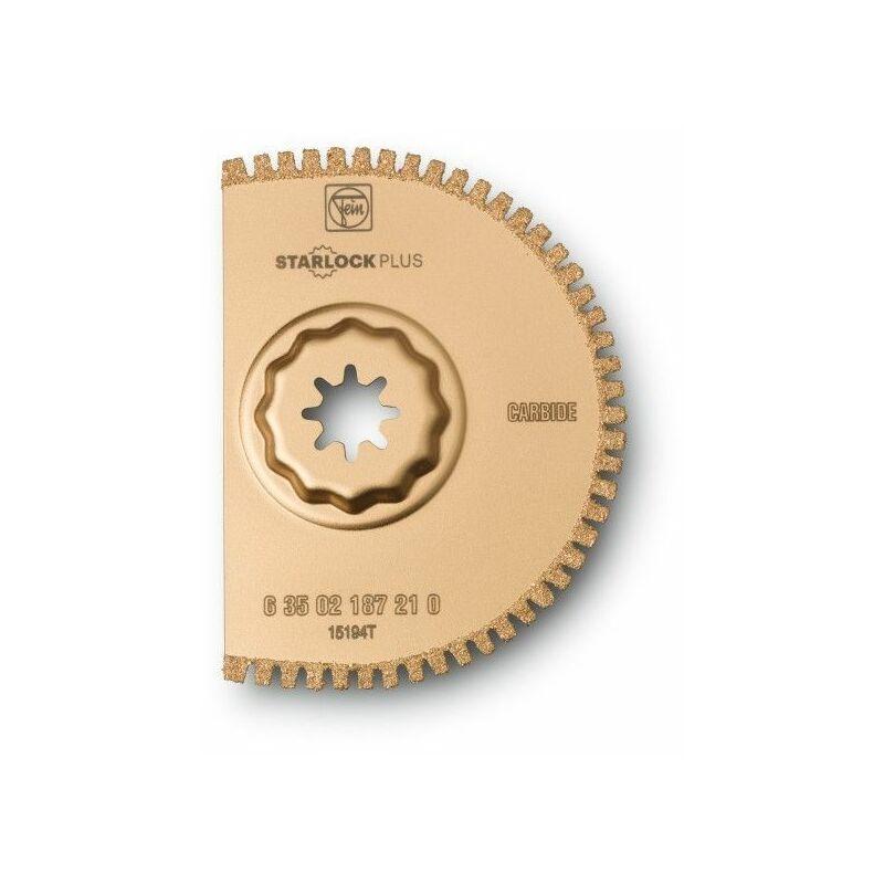 Fein Lame à concrétion carbure SLP Ø 90 - 63502187210