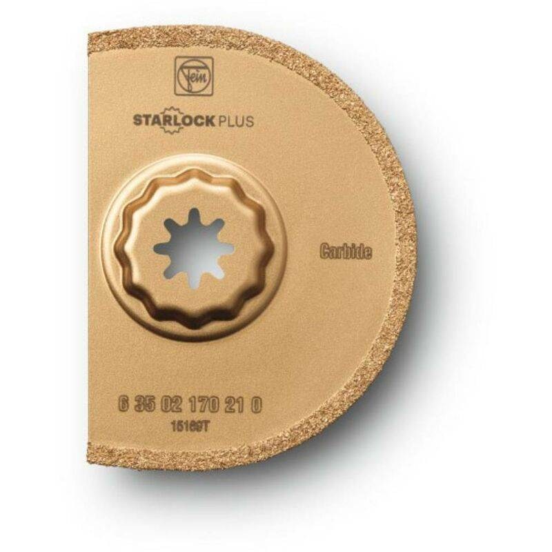 FEIN Lame de scie en métal dur 90 mm 63502170210 - Fein