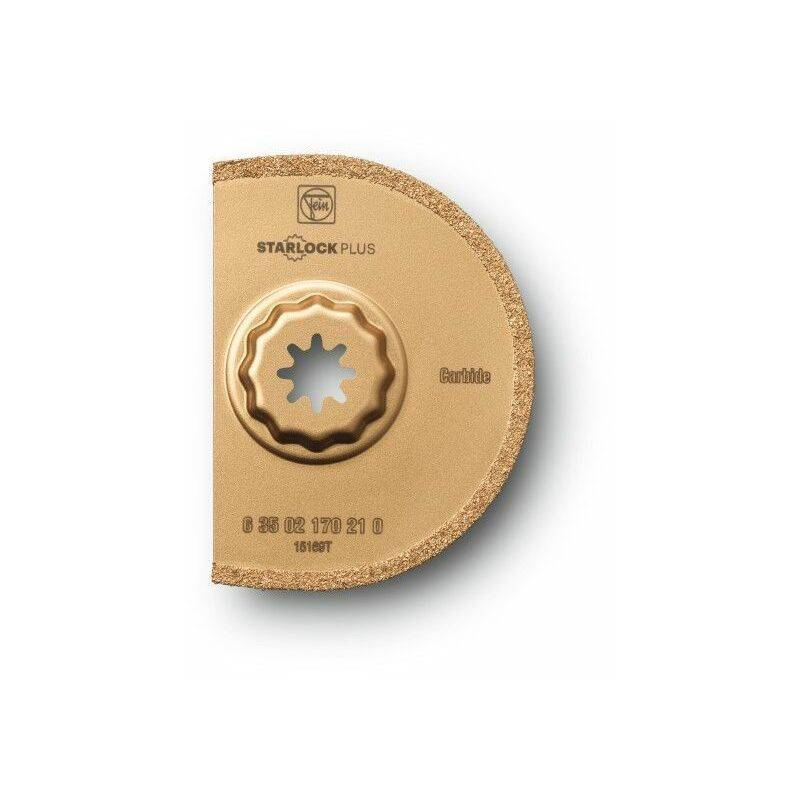 FEIN Lame à concrétion carbure SLP Ø 90 x 1,2 mm, 5 Pce - 63502170230 - Fein