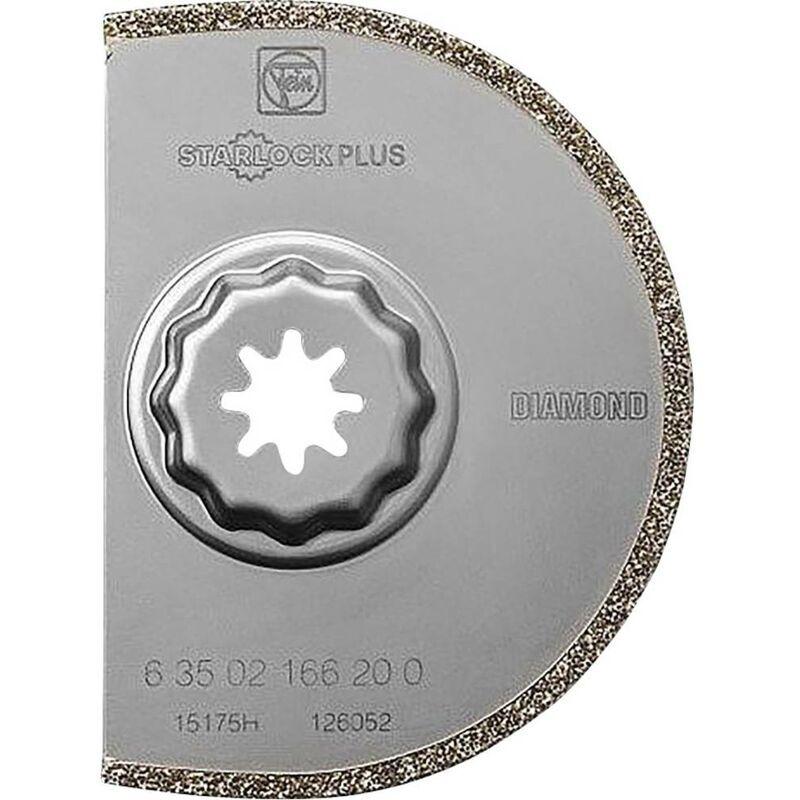 FEIN Lame de scie diamant 90 mm 63502166210 - Fein
