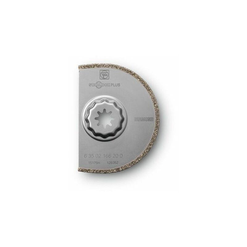FEIN Lame de scie diamantée SL Ø 75 x 2,2 mm, 5 pce - 63502114230 - Fein