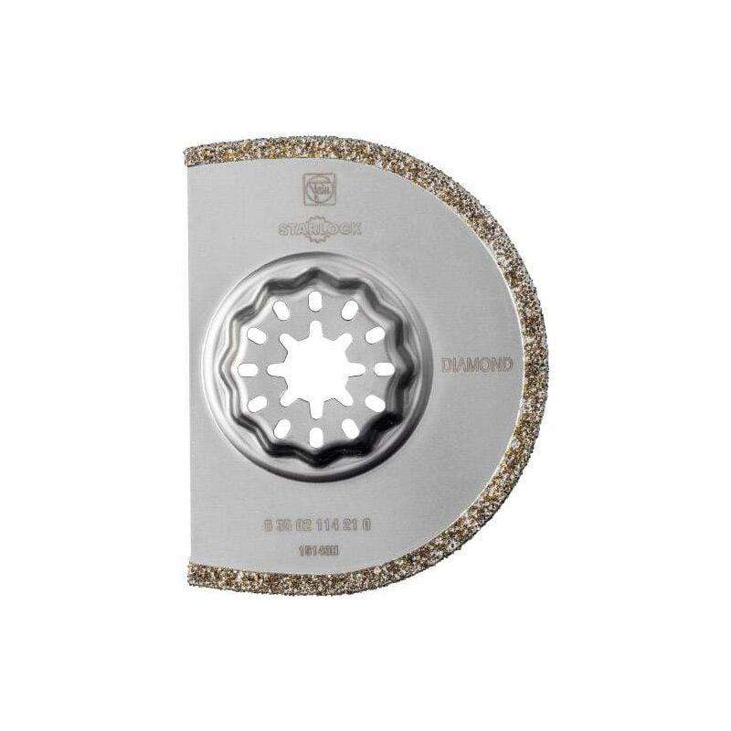 FEIN Lame de scie diamantée 75 mm 63502114210 W748161 - Fein