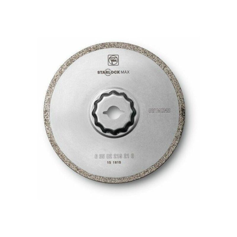 FEIN Lame de scie diamantée SLM Ø 105 mm x 1,2 mm, 5 pce - 63502219230 - Fein