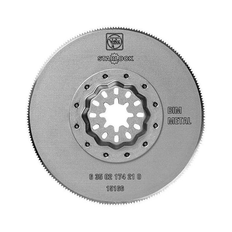 FEIN Lame de scie circulaire HSS 85 mm W744201 - FEIN