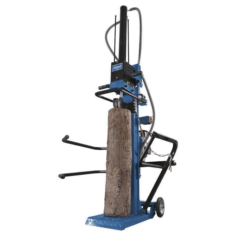 SCHEPPACH Fendeur de Bûches HL1020 - 10 Tonnes - Hauteur de fendage 1060 mm