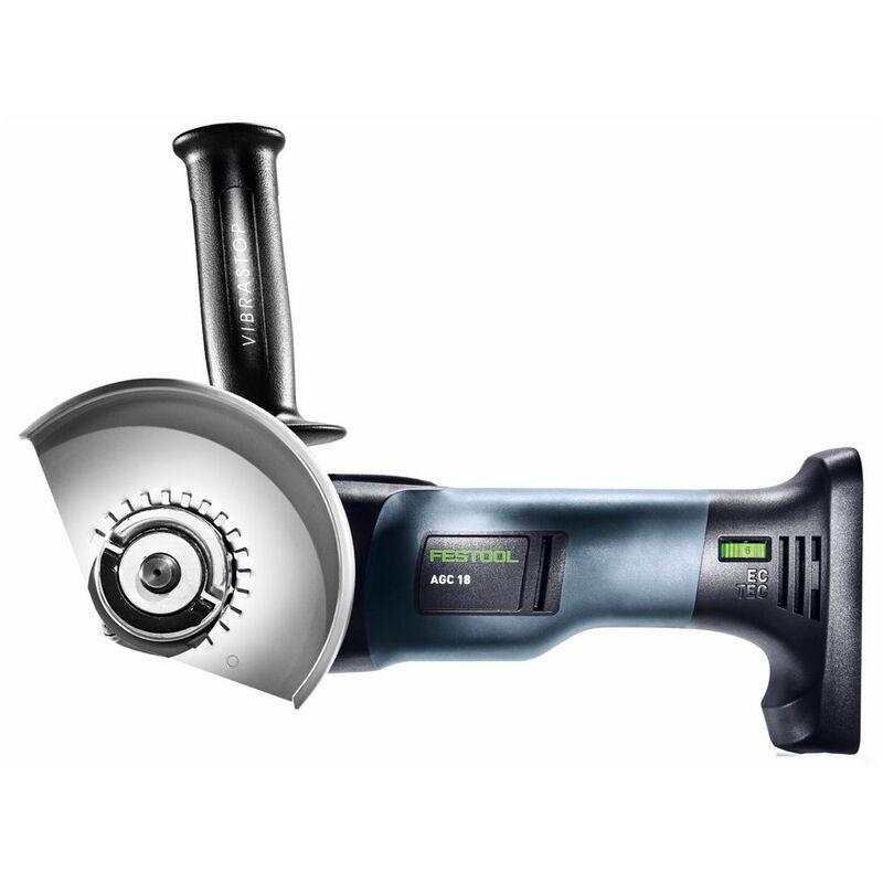 Festool AGC 18-125 Meuleuse d'angle sans fil 18V 125mm Brushless (
