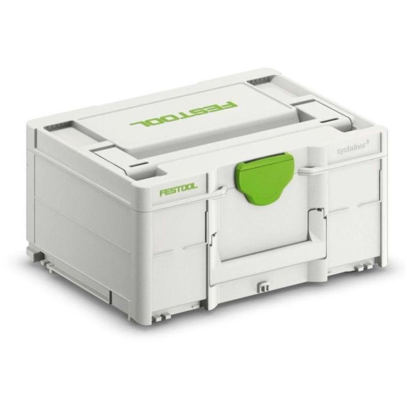 Festool DRC 18/4 Li-Basic Perceuse-visseuse sans fil QUADRIVE avec