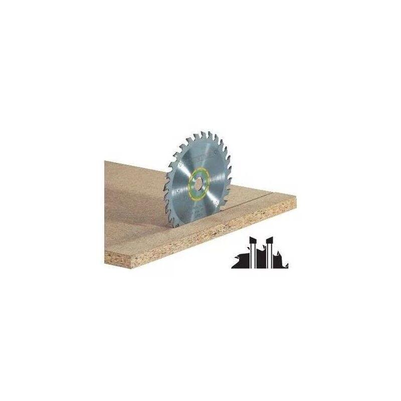 FESTOOL Lame de scie universelle 260x2,5x30 W60 - Festool
