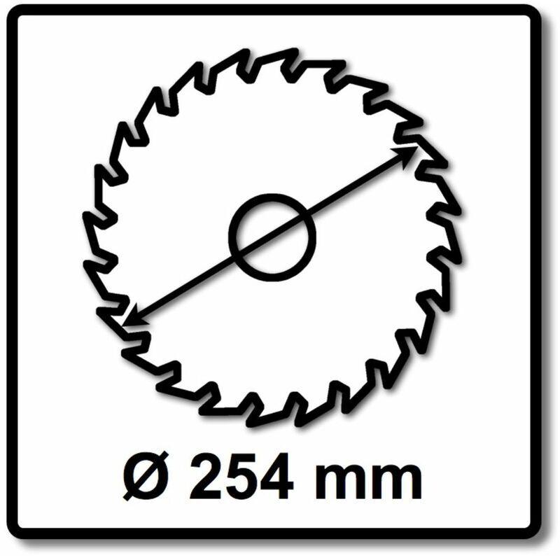 Festool L40 254 x 2,4 x 30 mm Lame de scie circulaire universelle