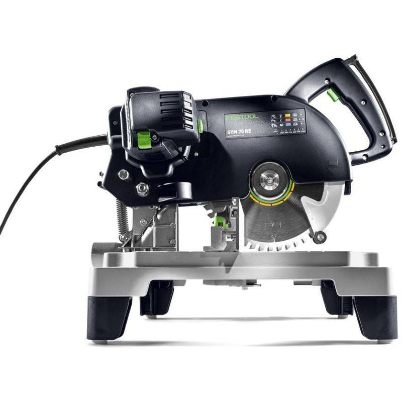FESTOOL Scie à onglets SYM 70 RE SYMMETRIC - 574927 - Festool