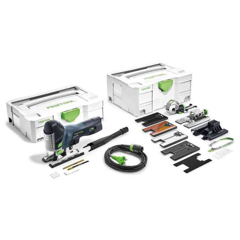 FESTOOL Scie sauteuse PS 420 EBQ-Set CARVEX   576620 - Festool