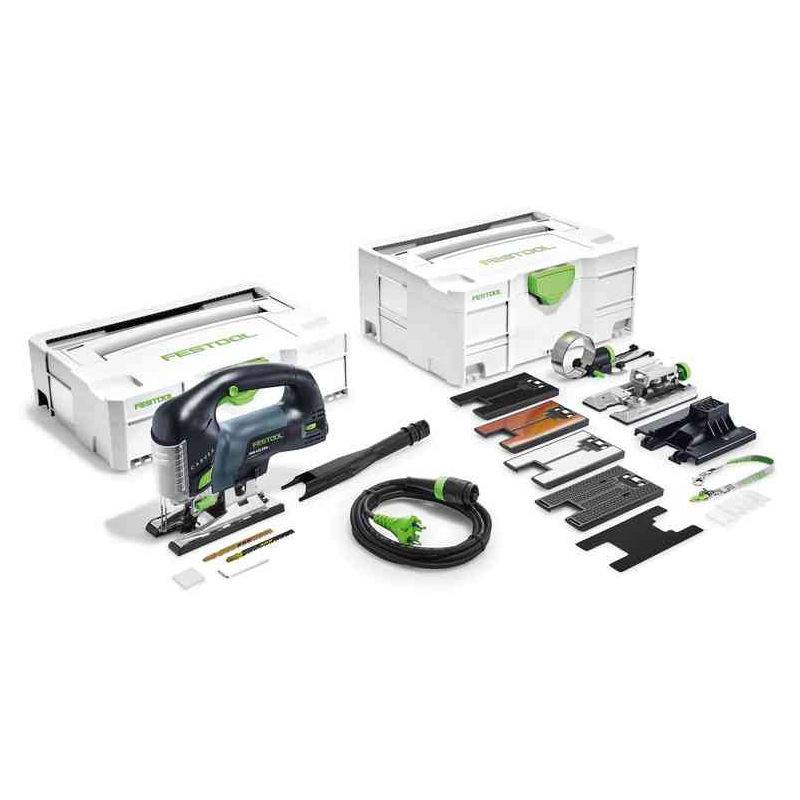 FESTOOL Scie sauteuse PSB 420 EBQ-Set CARVEX   576631 - Festool