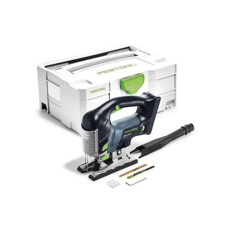 FESTOOL Scie sauteuse FESTOOL CARVEX PSC 420 Li 18 - Sans batterie, ni chargeur